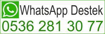 toptan bez çanta whatsapp destek